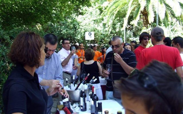 Mini Feria del vino Jumilla 2012
