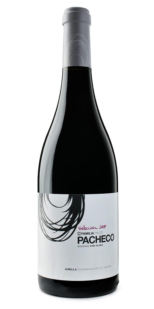Nuevo vino familia pacheco seleccion 2009