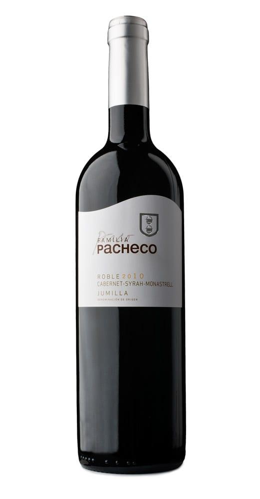 familia-pacheco-roble-wines-fron-spain-awards